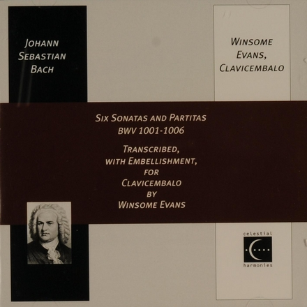 Six sonatas and partitas BWV 1001-1006