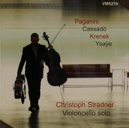 Sonatas and suites for cello solo