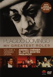 Pacido Domingo : My greatest roles. vol.4