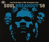 Soul breakout 1958 : from the US charts of 1958, the evolution of soul