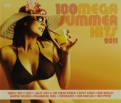 100 mega summer hits 2011