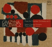 Music for chamber orchestra vol.II. vol.2