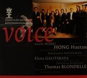 Koningin Elisabethwedstrijd : stem 2011
