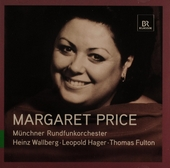 Great singers live : Margaret Price