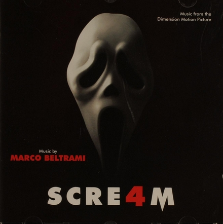 Scre4m : music from the motion picture