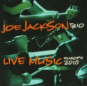 Live music : Europe 2010