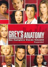 Grey's anatomy. Het complete vierde seizoen