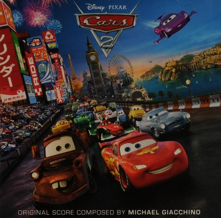 Cars 2 : original score