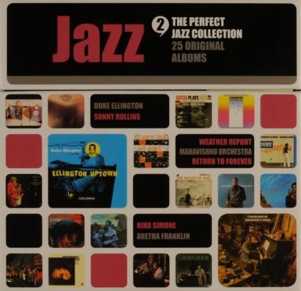 Jazz : The perfect jazz collection - 25 original albums. vol.2