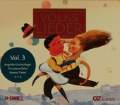 Volkslieder : exklusieve Volkslieder. Vol. 3