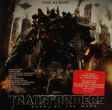 Transformers : dark of the moon : the album