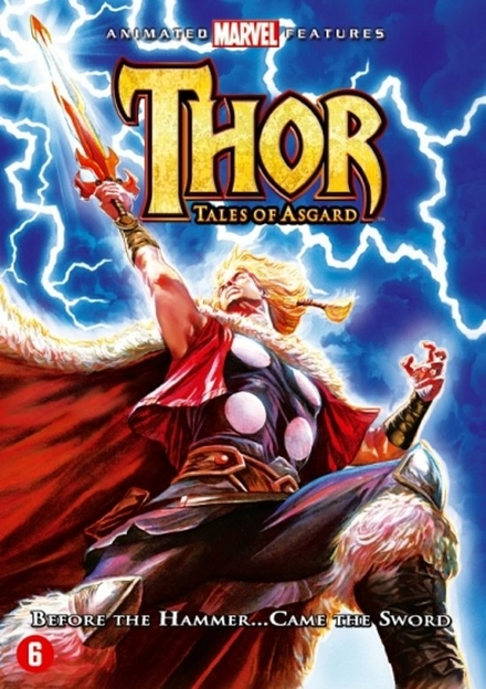 Thor : tales of Asgard