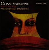Early dreams : Baroque music, Mexico and Sor Juana Inés de la Cruz' passionate poetry