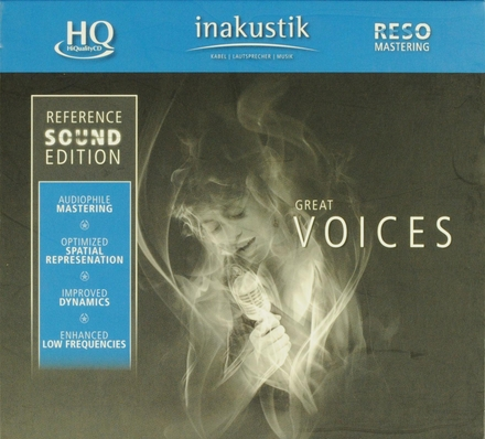 Great voices : Reference sound edition