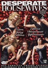 Desperate Housewives : the extra juicy edition. Het complete tweede seizoen