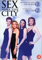 Sex and the city. The complete season 2