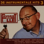 Favoriet van Follet : 36 instrumentale hits. vol.3
