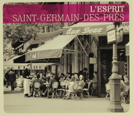 L'esprit Saint-Germain-Des-Prés