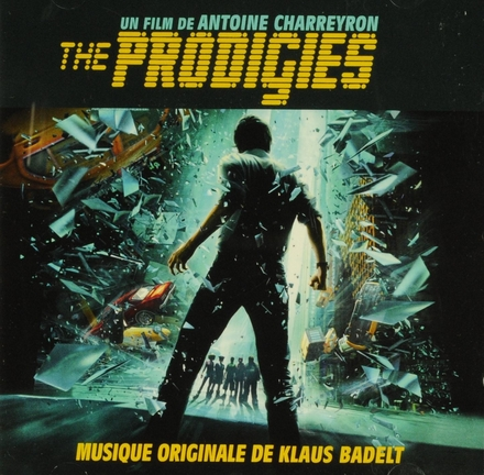 The prodigies : musique originale du film