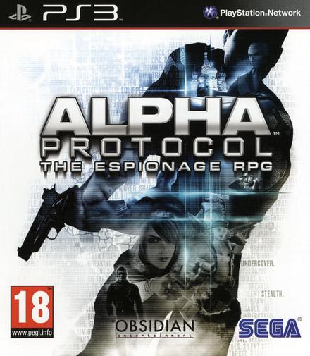 Alpha protocol : the espionage RPG