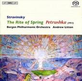 Pétrouchka ; Le sacré du printemps