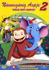 Nieuwsgierig aapje 2 : volg dat aapje!