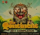 The qontinent 2011 compilation
