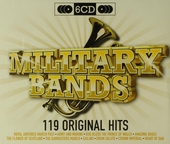 Military bands : 119 original hits