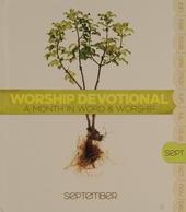 Worship devotional : September