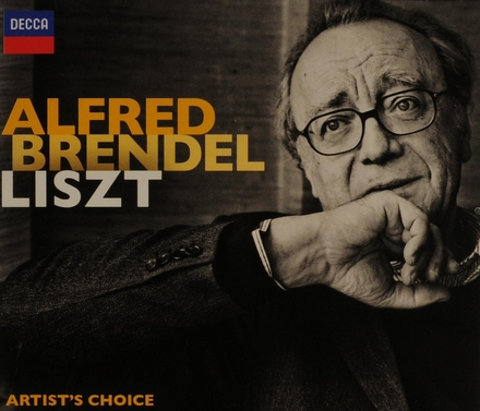 Alfred Brendel plays Liszt : artist's choice
