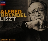 Alfred Brendel plays Liszt : artist's choice
