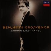 Chopin ; Liszt ; Ravel