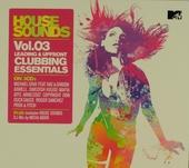 House sounds. vol.3 : leading & upfront clubbing essentials