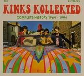 Kinks kollekted : complete history 1964-1994