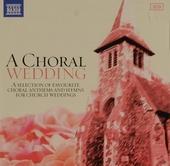 A choral wedding : Favourite wedding anthems