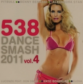 Radio 538 dance smash 2011. vol.4