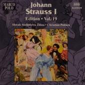 Johann Strauss I edition vol.19. vol.19
