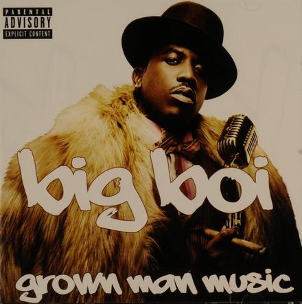 Grown man music
