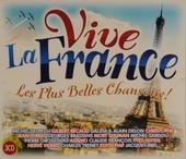 Vive la France : les plus belles chansons!