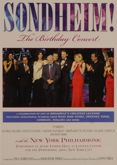 Sondheim! : The birthday concert