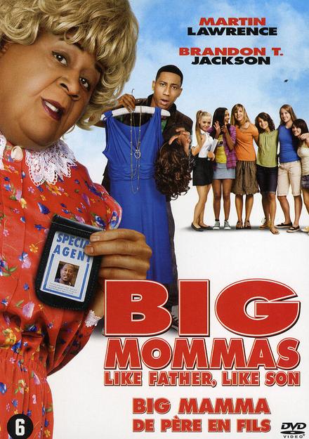 Big mommas : like father, like son