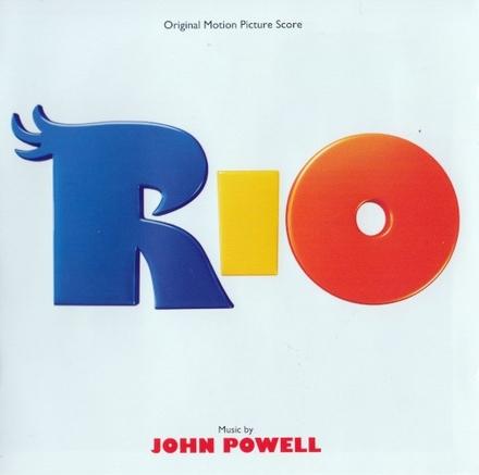 Rio : original motion picture score