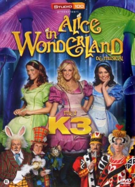 Alice in wonderland : de musical