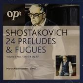 24 preludes & fugues Volume II. vol.2