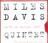 Live in Europe 1967 : the bootleg series. Vol. 1