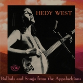 Ballads and songs from the Appalachians