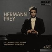 Hermann Prey : Die unvergessene Stimme