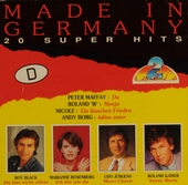 Made in Germany : 20 super Hits