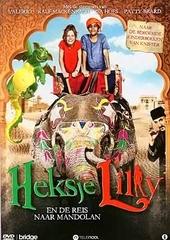 Heksje Lilly en de reis naar Mandolan
