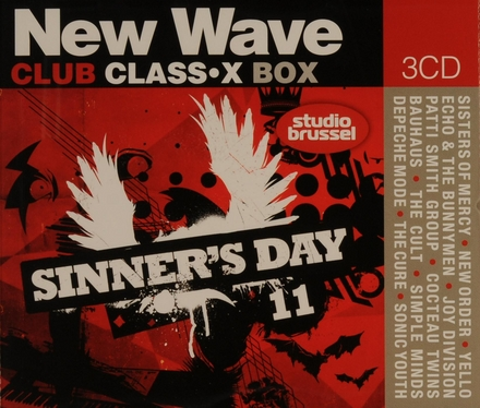 New Wave Club Class.X : sinner's day 2011
